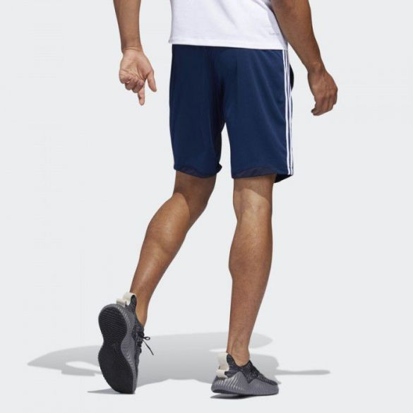 Шорты Adidas 4Krft Sport Heather 3-Stripes  DU1600