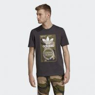 фото Футболка Adidas Originals Camouflage Tongue Label DV2060