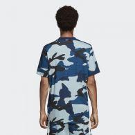 фото Футболка Adidas Originals Camouflage Trefoil DV2074