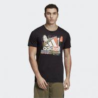 фото Мужская футболка Adidas Must Haves Badge of  Sport Graphic DV3075