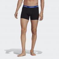 Мужские плавки боксеры Adidas Logo Briefs 3P FS8393