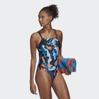 Женский купальник Adidas Fitness Primeblue Swimsuit FJ4476