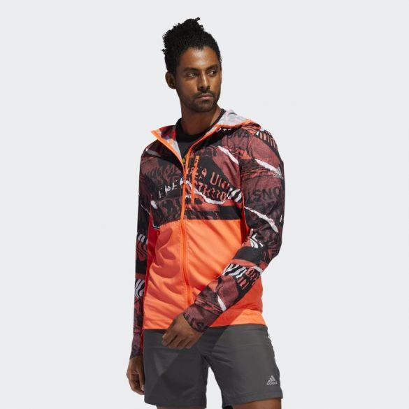 Куртка для бега Adidas Own The Run Graphic FL6988