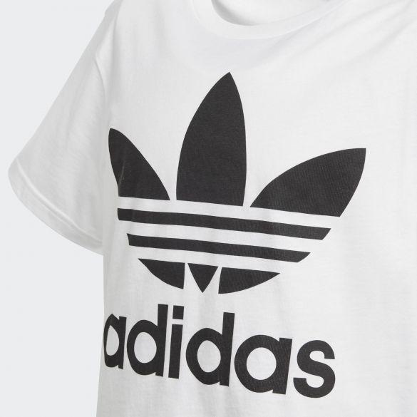 Футболка Adidas Originals Trefoil DV2904
