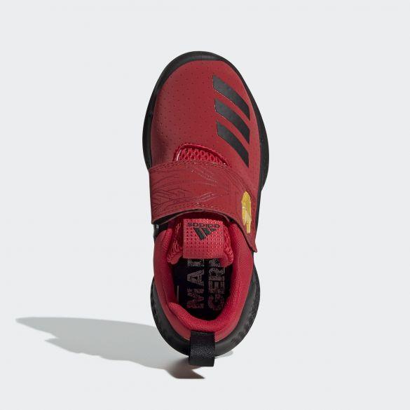 Детские Кроссовки Adidas Marvel Avengers RapidaBounce+ EE9316