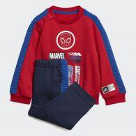 Детский спортивный костюм Adidas Marvel  Spider - Man ED6451