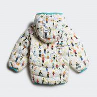Детский пуховик Adidas Originals ED7703