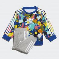 Детский комплект Adidas Originals Crew ED7711
