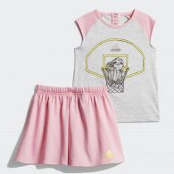 Комплект футболка и брюки Adidas Animal DV1257