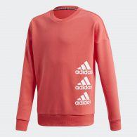 Детская толстовка Adidas Must Haves Crew FL1799