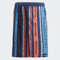 Дитячі пляжні шорти Adidas Ya Aop Shorts FL8717