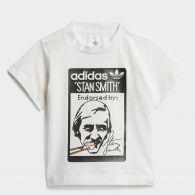 Детская футболка Adidas Stan Smith Sushi FM4873