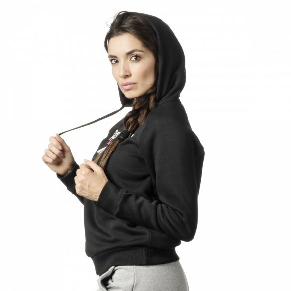 Женская худи Reebok Classics Vector Hoodie DY0164