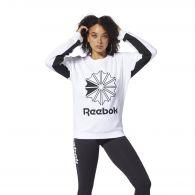 фото Толстовка Reebok Classics French Terry Big Logo DT7242