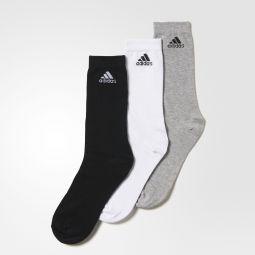 Три пари шкарпеток Adidas Per Crew 3Pp AA2331