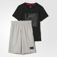 Спортивный костюм Adidas LB DY SW SU SET BK1407