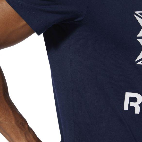 Мужская футболка Reebok Classics Big Logo Tee DT8115