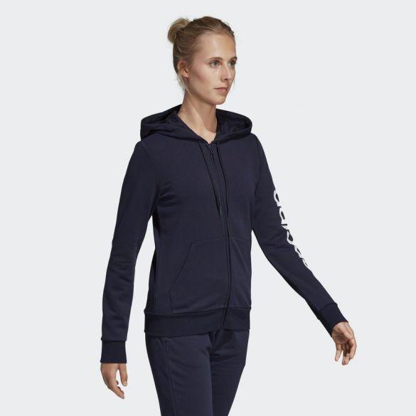 Женская худи Adidas W E lIN Fz Hd DU0648