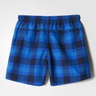 фото Пляжные шорты Adidas Checked Water BJ9620