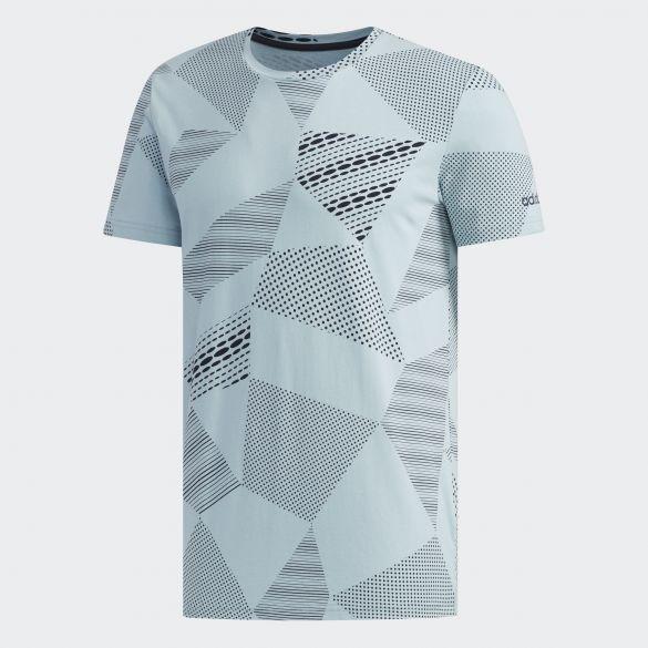 Футболка Adidas M Fav Aop Tee DW8213