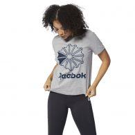 Женская футболка Reebok Classics Big Logo Graphic DT7221