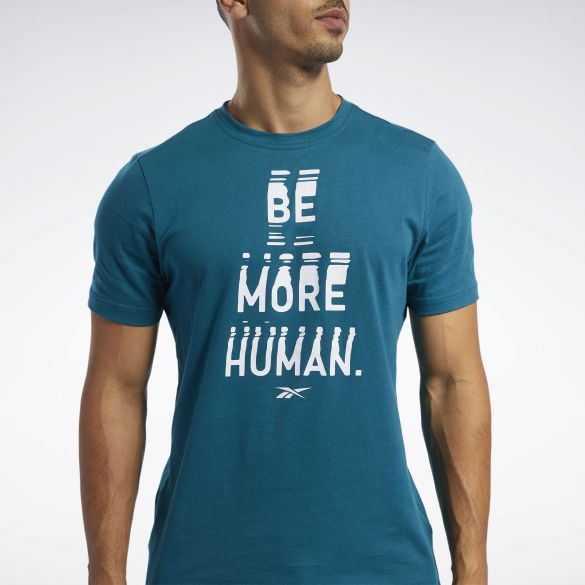 Мужская футболка Reebok GS Human Crew Tee FK6023