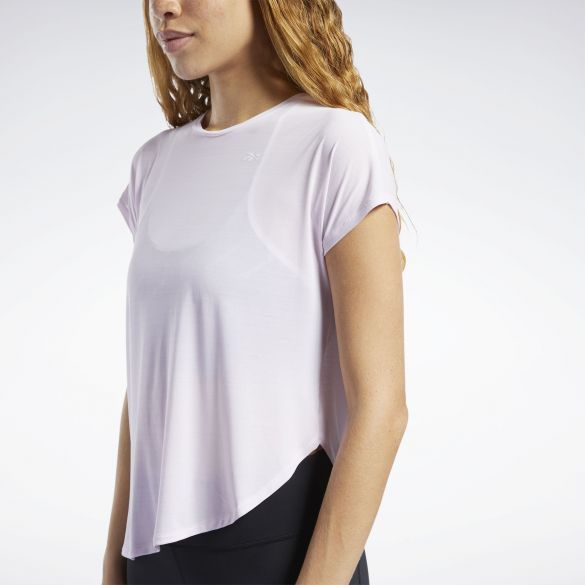 Женская футболка Reebok Workout Ready Activchill FK6757