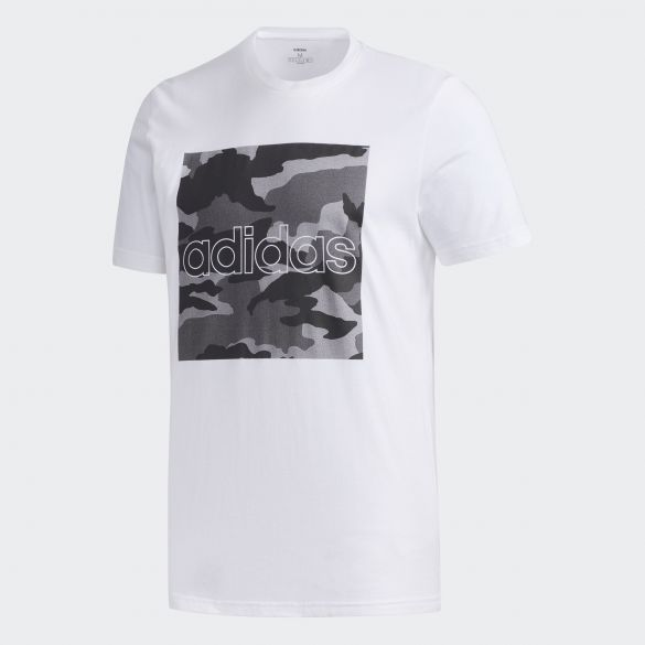 Мужская футболка Adidas Camouflage Box FM6102