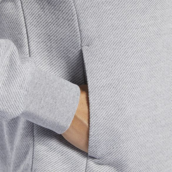 Женский реглан Reebok Essentials Logo Hoodie FN1380