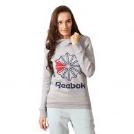 Женская толстовка Reebok Classics Pullover Fleece CV5029