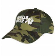 Бейсболка Gorilla Wear Camouflage Cap Green Camo 99121450