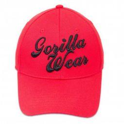 Бейсболка Gorilla Wear Laredo Flex Cap Red 99143500