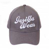 Бейсболка Gorilla Wear Laredo Flex Cap Gray 99143800
