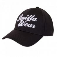 Бейсболка Gorilla Wear Laredo Flex Black 99143900
