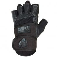 Перчатки Gorilla Wear Dallas Wrist Wrap Gloves 99144900