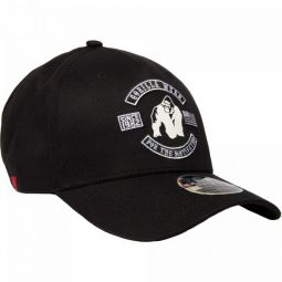 Бейсболка Gorilla Wear Darlington Cap Black 99169900