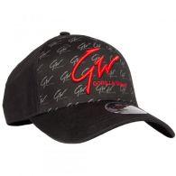 Бейсболка Gorilla Wear Julian Cap Black/Red 99171905