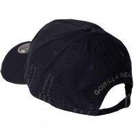 Бейсболка Gorilla Wear Harrison Cap Black/White 99172901