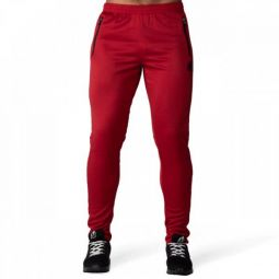 Брюки Gorilla Wear Ballinger Track Pants Red/Black 90925509