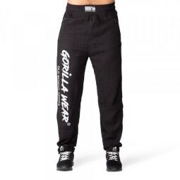 Брюки Gorilla Wear Augustine Old School Pants Black 90940900