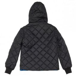 Женская куртка Converse Quilted Poly Puffer Med Olive 10006836-001