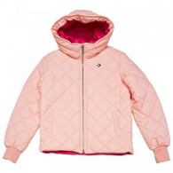 Женская куртка Converse Quilted Poly Puffer Med Olive 10006836-690