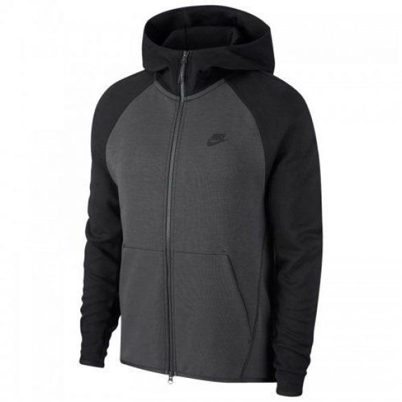 Мужская толстовка Nike M Nsw Tch Flc Hoodie Fz 928483-060
