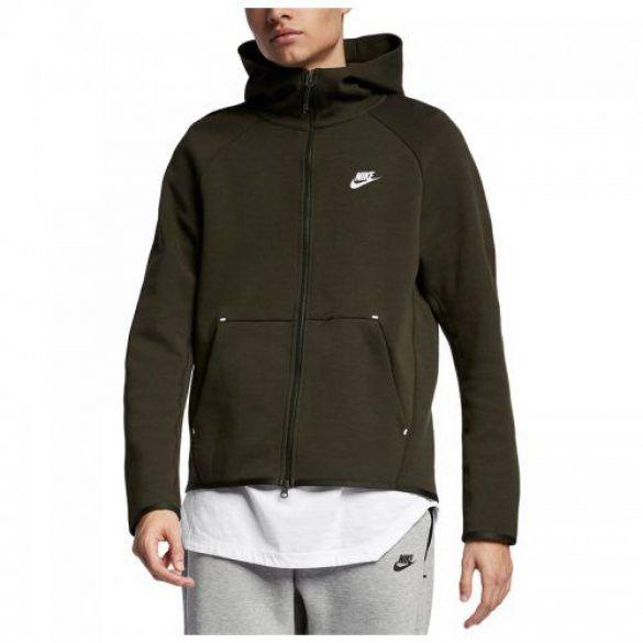 Мужская толстовка Nike M Nsw Tch Flc Hoodie Fz 928483-355