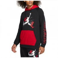 Мужская толстовка Nike M J Jumpman Clscs Ltwt Flc Po CK2852-010