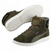 Женские ботинки Puma Vikky Mid Corduroy 36372901
