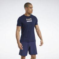 Мужская футболка Reebok CrossFit Prepare FS7660