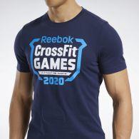 Мужская футболка Reebok CrossFit Games Crest Tee FU1869