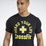 Мужская футболка Reebok CrossFit Games Crest Tee FU1872