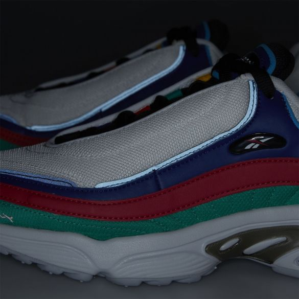 Мужские кроссовки Reebok Daytona DMX DV8647